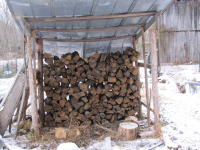 Woodshed