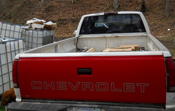How to fix a broken truck tailgate