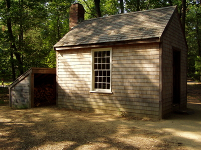 Thoreau's cabin