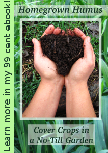 Learn more about cover crops in my 99 cent ebook!